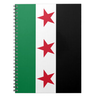 syria opposition notebook