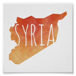 Syria Poster