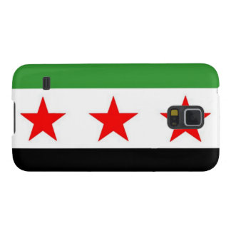 Syria Republic Flag Galaxy S5 Case