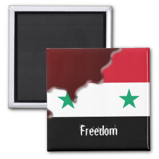Syria Revolution Arab Spring We are all.. Magnet