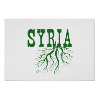Syria Roots Poster