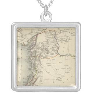 Syria Silver Plated Necklace