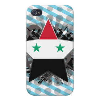 Syria Star Case For iPhone 4