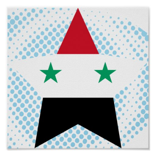 Syria Star Poster