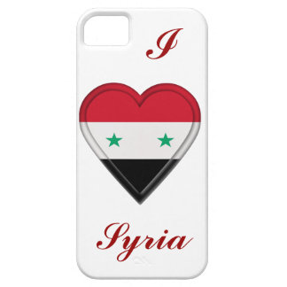 Syria Syrian flag iPhone 5 Cases