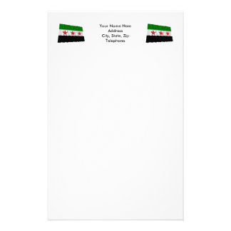 Syria Waving Flag (1932-1958 and 1961-1963) Stationery