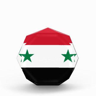 Syrian Arab Republic Flag - Flag of Syria Award