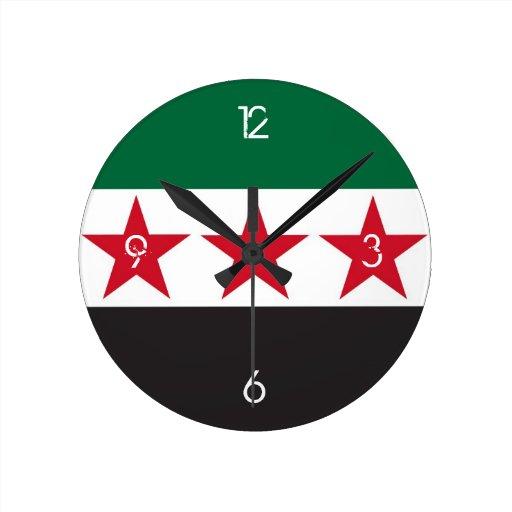 Syrian Clock