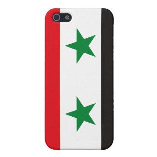 Syrian Flag iPhone SE/5/5s Case