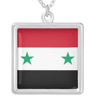 Syrian Flag Custom Jewelry