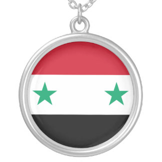 Syrian Flag Necklaces