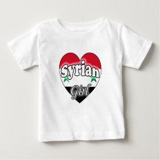 Syrian Girl Baby T-Shirt