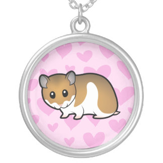 Syrian Hamster Love Custom Jewelry