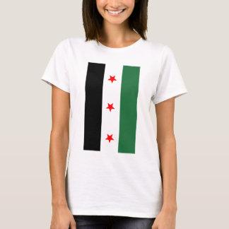 Syrian Revolutionary Flag T-Shirt