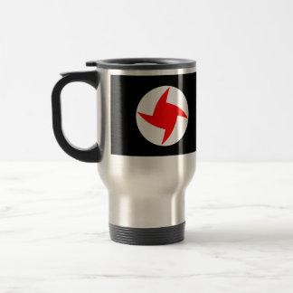 Syrian Social Nationalist Party, Syria flag Travel Mug