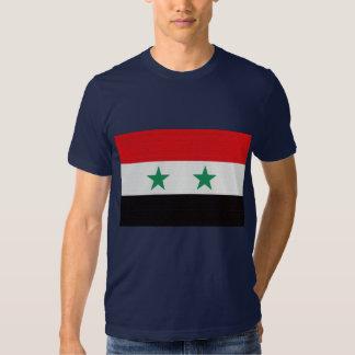 Syria's Flag T Shirt