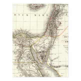 Syrie anciennes de Egypte - Egipto antiguo Postal