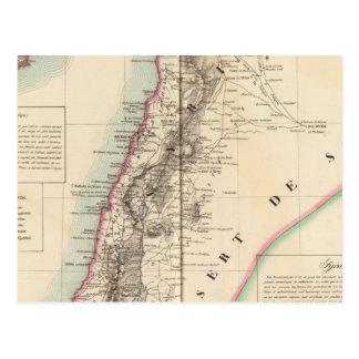 Syriea y Palestina Asia 63 Postales