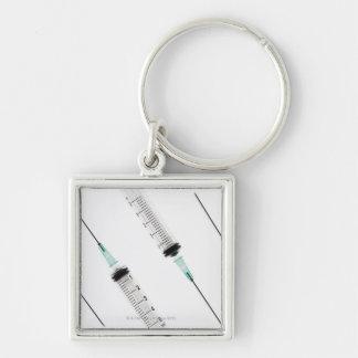 Syringes 4 keychain