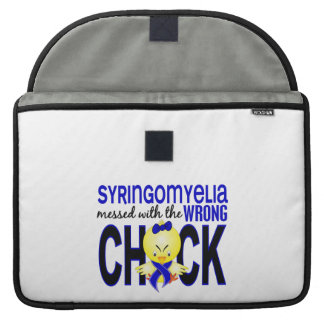 Syringomyelia Messed With Wrong Chick Sleeve For MacBook Pro