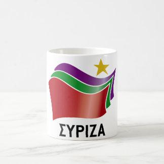 SYRIZA COFFEE MUG