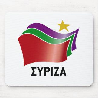 SYRIZA MOUSE PAD