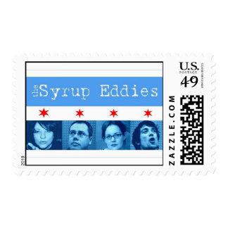 Syrup Eddies Postage Stamp