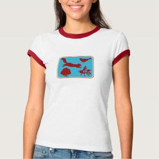 Syrup Eddies Ringer T-Shirt