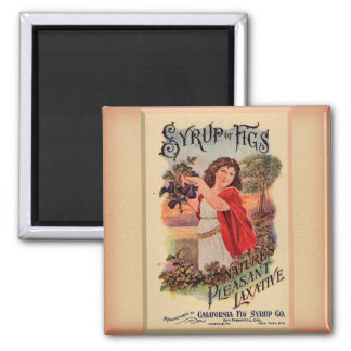 Syrup of Figs Laxative magnet