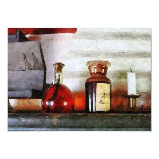 Syrup of Rhubarb Custom Invite
