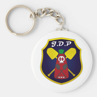 Syrup of Shovel: OFFICIAL Keychain