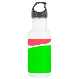 Syrup Scholar Theory Foreigner Hieroglyph Water Bottle