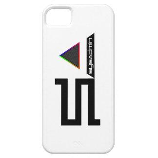 SysAdmin digital symbol color logo iPhone SE/5/5s Case