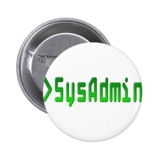 SysAdmin Pin