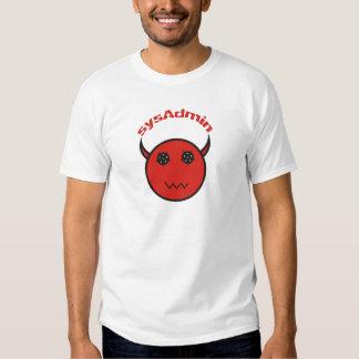 sysAdmin system administrator system administrator Shirt