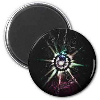 System 1 Alternative 2 Inch Round Magnet