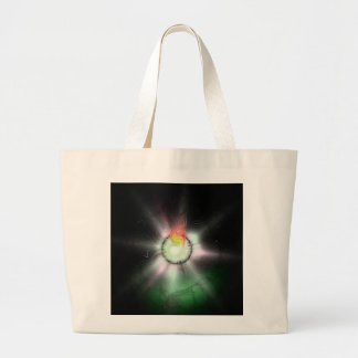 System 1 tote bags