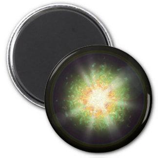 System 7 2 inch round magnet