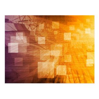 System Development Platform and Reporting Tool Postcard