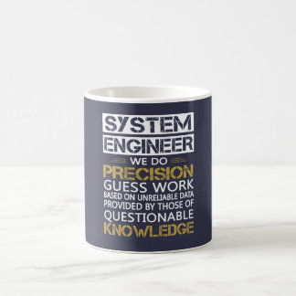 SYSTEM ENGINEER COFFEE MUG