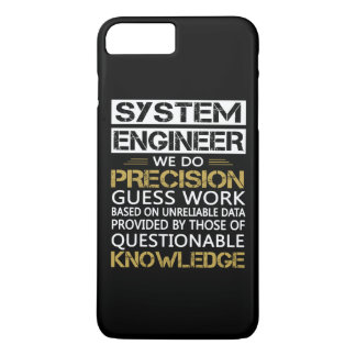 SYSTEM ENGINEER iPhone 7 PLUS CASE