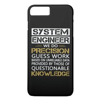SYSTEM ENGINEER iPhone 7 PLUS CASE