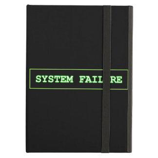 System Failure iPad Air Cover