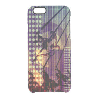 System Integration and Data Migration as a Concept Clear iPhone 6/6S Case