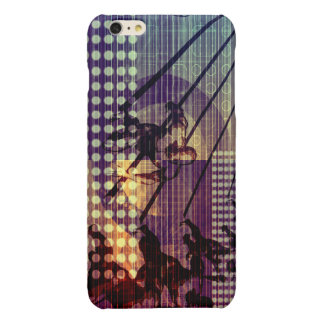 System Integration and Data Migration as a Concept Glossy iPhone 6 Plus Case