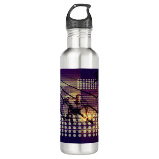 System Integration Stainless Steel Water Bottle