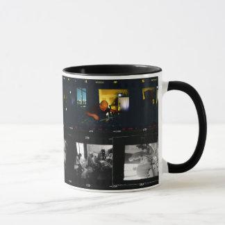 Systematic Chaos Black 11 oz Ringer Mug