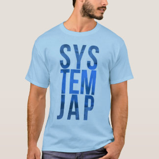 Systemjap Blue! T-Shirt