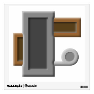 System's Twilight wall decal: Ogham Wall Decal