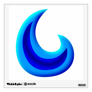 System's Twilight wall decal: Rosshi Wall Decal